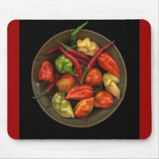 Peppers Mouse Pad