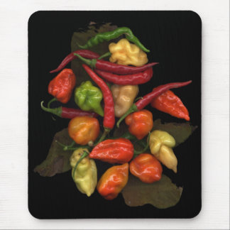 Peppers Mouse Pads