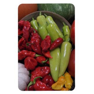 Peppers N Veggies Magnet