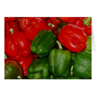 Peppers Note Card