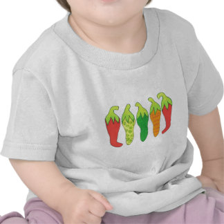 Peppers of Color T-shirt