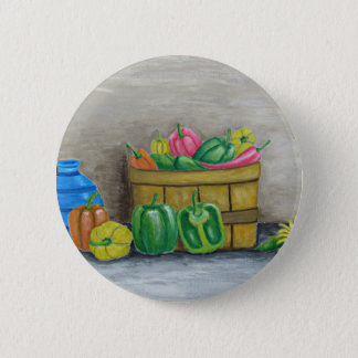 peppers pinback button