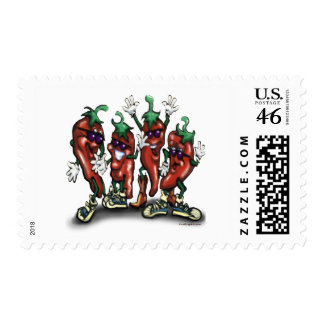 Peppers Postage