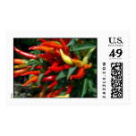 Peppers! Postage Stamps