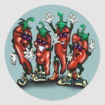 Peppers Sticker