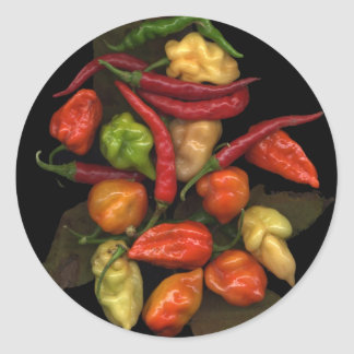 Peppers Stickers