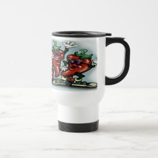 Peppers Travel Mug