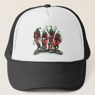 Peppers Trucker Hat