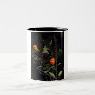 Peppers Two-Tone Coffee Mug
