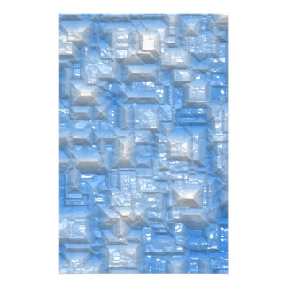 peppy crystals blue (I) Stationery