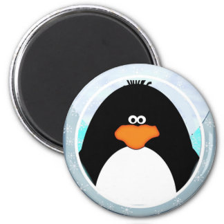 Peppy The Penguin Refrigerator Magnets