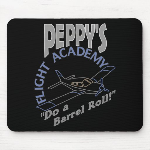 Peppy's Flight Academy Mouse Mats