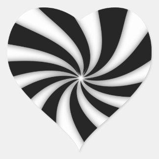 PepsUpCom Heart Sticker