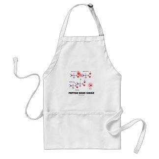 Peptide Bond Inside (Chemistry Atttude) Adult Apron