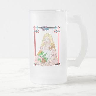 Pequeña Alice Liddell Taza De Cristal