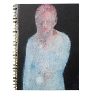 Pequeña antorcha blanca 2007 2 libro de apuntes con espiral