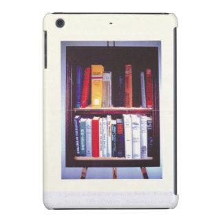 Pequeña biblioteca americana 1985 funda para iPad mini retina