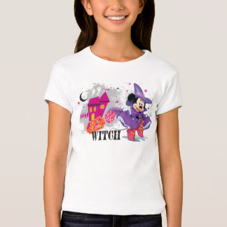 Pequeña bruja linda camisas