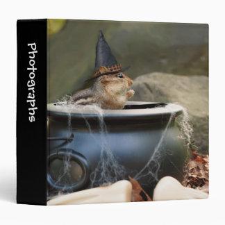 Pequeña bruja linda del Chipmunk 1 5 álbum de fot