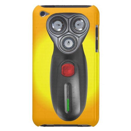 Pequeña caja extranjera gris fantasmagórica del iPod touch Case-Mate funda
