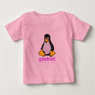 Pequeña camisa de Geeklet de los frikis