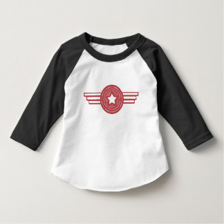 Pequeña camisa del aviador