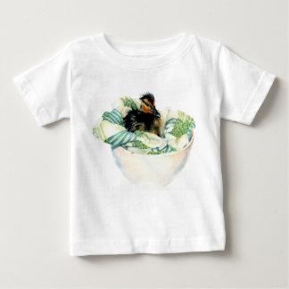 Pequeña camisa Ducky del bebé
