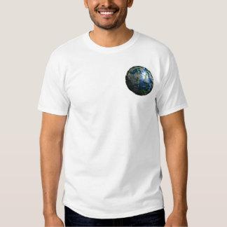 Pequeña camiseta del mundo remeras
