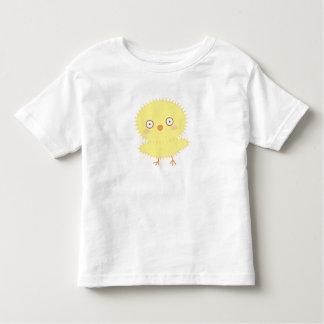 Pequeña camiseta del niño de Candi del polluelo Playeras
