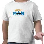 Pequeña camiseta del niño del hombre