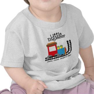 Pequeña camiseta del personalizado del ingeniero