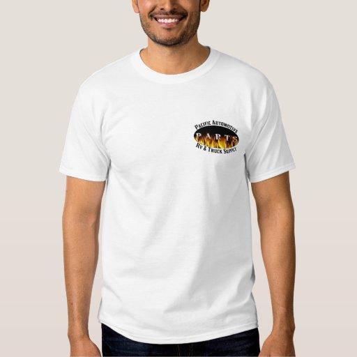Pequeña camiseta izquierda para hombre del remera