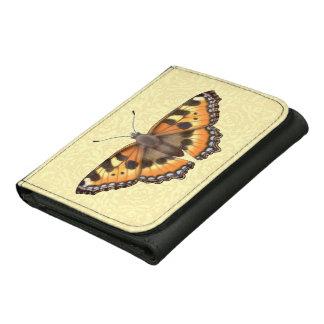 Pequeña cartera de la mariposa de Vanesa de la con