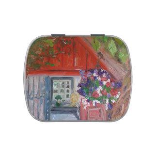 pequeña casa-Amagansett linda Frascos De Dulces