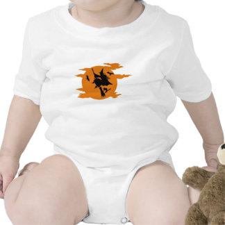 Pequeña enredadera del niño de Halloween de la Trajes De Bebé