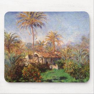 Pequeña granja del país en Bordighera de Claude Tapetes De Raton