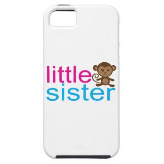 Pequeña hermana del mono iPhone 5 Case-Mate fundas