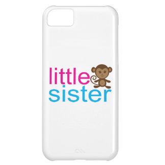 Pequeña hermana del mono funda para iPhone 5C