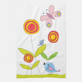 Pequeña historia de los pájaros toallas de mano