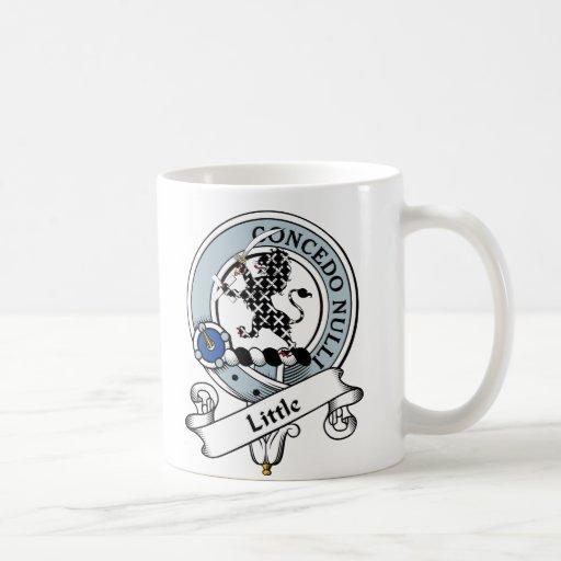 Pequeña insignia del clan taza de café
