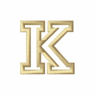 """Pequeña letra atlética de """"K"""""""