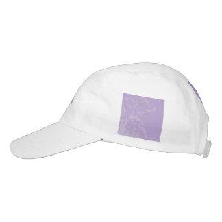 pequeña lila del idilio (i) gorra de alto rendimiento