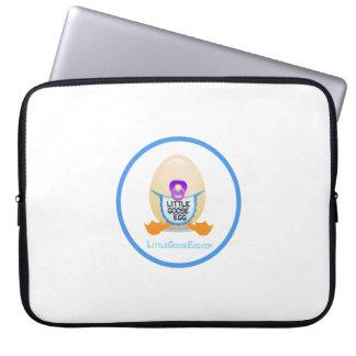 Pequeña manga del ordenador portátil del huevo de fundas portátiles