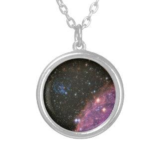Pequeña nube de Magellanic de los fuegos Colgante Redondo