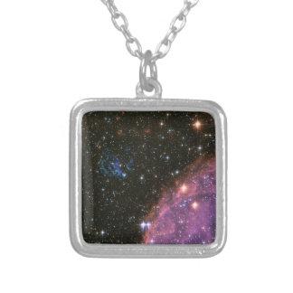 Pequeña nube de Magellanic de los fuegos Colgante Cuadrado