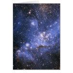Pequeña nube de Magellanic Felicitacion