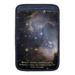 Pequeña nube de Magellanic manga de aire de Macboo Funda Para Macbook Air