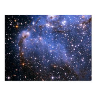 Pequeña nube de Magellanic Postal