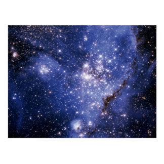Pequeña nube de Magellanic Tarjetas Postales