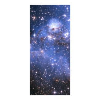 Pequeña nube de Magellanic Tarjeta Publicitaria A Todo Color
